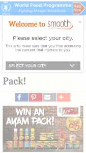 Smooth FM – Win An Ayam Pack Including A Selection Of Their Famous Curry Pastes