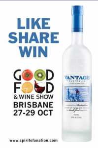 1770 Spirit of a Nation Pty Ltd – Win A Dp To Good Food  Wine Show Brisbane