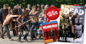 Stack Magazine – Win A Blu-Ray Of The Seventh Season And A Twd Comic Book