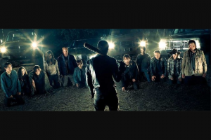 Stevivor – Win 1 of 5 copies of the walking dead season 7 on blu ray