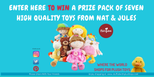 Stuffed With Plush Toys – Win A Set Of Seven Gorgeous Soft Toys From Us Toy Maker Nat  Jules