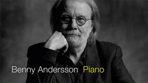 Sunday Night – Win One Of Fifty Copies Of Benny Andersson's New Album Piano