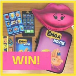 Sunnybank plaza – Win an Emoji Movie Fun Pack