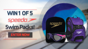 Channel 7 –  Sunrise – Win A Speedo Prize Pack (prize valued at  $1,000)