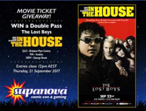 Supanova – Win A Double Pass To The Lost Boys Special Screening