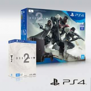 Target Australia – Win a Ps4 1tb Destiny2 Hard Bundle Or Ps4 Games (prize valued at $608)