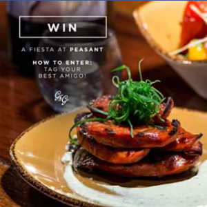 The Gourmand  Gourmet – Win A $100 Voucher To Spend Any Sunday In September