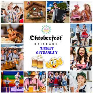 The Great Day Out – Win One Of Twenty-Five Brisbane Oktoberfest Double Passes