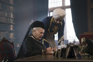The Senior – Win One Of Ten Victoria And Abdul Dps