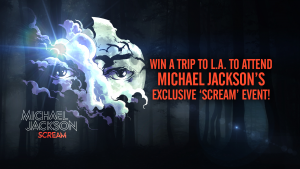 Channel 9 – Today Show – MICHAEL JACKSON – Win A Trip For Two (2) Adults To Los Angeles, USA (prize valued at  $20,000)