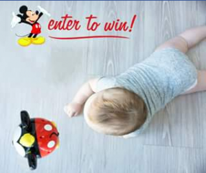 TOMY Australia – Win Their Very Own Follow Me Mickey for Their Little One
