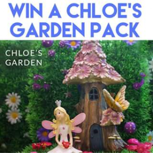 Toyworld Canberra – Win a Chloe's Garden Fairy Pack Must Collect (prize valued at $59.99)