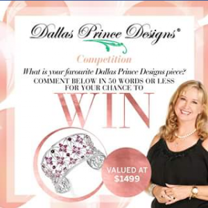 TVSN – Win A Dallas Prince Designs Bangle (prize valued at $1,499)