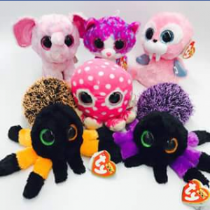 Ty Beanie Boo Collectors – Win a Ty Beanie Boo Party Pack