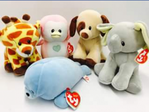 Ty beanie boo collectors – Win this Set of Adorable Baby Ty Plush From Newsxpress