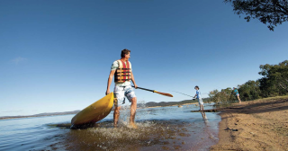 Visit Darling Downs – Win A Magical Three-Day Trip Through The Darling Downs  (prize valued at $15,000)