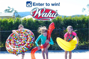wahuaustralia – Win 1 x $250 and 5 x $50 runner up prizes
