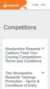 Woolworths Rewards Cadbury – Win 1 Of 392 $50 Wish Gift Cards (prize valued at $19,600)