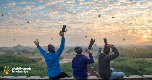 World Nomads – Win A Photography Scholarship/ Trip To Myanmar