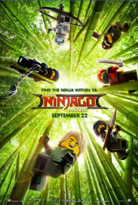 Yatala 3 Drive-In theatre – Win 1 of 3 Car Passes to Lego Ninjago Movie