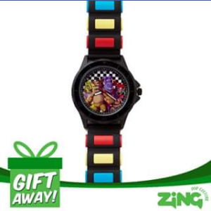 Zing Pop Culture – Win A Five Nights At Freddy's Wrist Watch