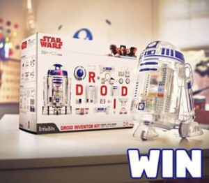 Zing Pop Culture – Win A Star Wars Droid With The Littlebits Inventors Kit