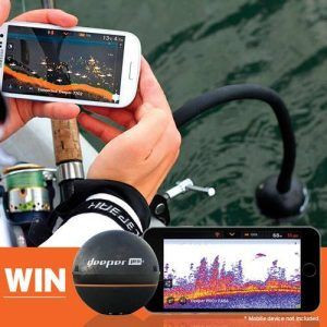 BCF – Boating, Camping, Fishing – Win a Deeper Smart Fishfinder valued at $449