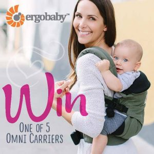 Baby Bunting – Ergobaby – Win 1 of 5 Ergobaby Omni Carriers valued at $269 each