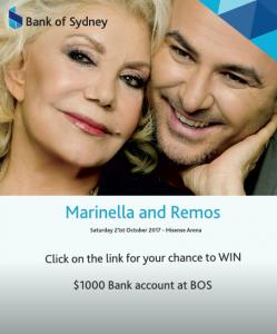 Bank of Sydney – Win a $1,000 Bank of Sydney Account