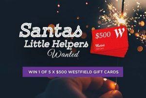 Careerone – Win 1 of 5 Westfield vouchers valued at $500 each