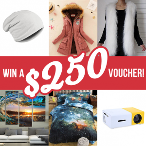 Dollar Bargains – Win a $250 voucher