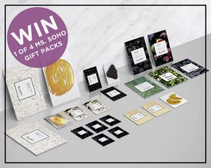 Fitness Show – Win 1 of 4 Ms. Soho beauty packs valued at over $129 each