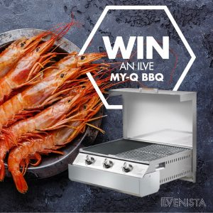 ILVE Australia – ILVENISTA- Win a ILVE My-Q Space Saving BBQ valued at $1,599