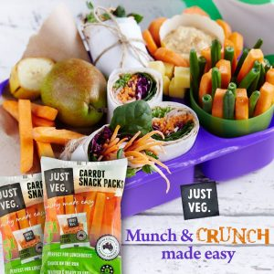 Just Veg. – Win $200 in Woolworths vouchers for your next grocery shop