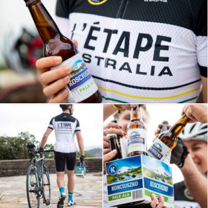 Kosciuszko Brewing Company – Win a registration to the L'Etape Australia Cycling event valued at $345