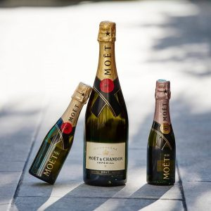 Moet Hennessy Australia – Champagne Tasting Event – Win a $500 Gift Voucher to Vintage Cellars