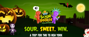 Mondelez Australia – Sour Patch Kids: Sour. Sweet. Win – Win a trip to New York for 2 valued at up to $10,000