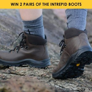 Mountain Designs – Win a pair of new Mountain Designs Intrepid Boots for you and a friend