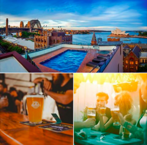 Place Management – Beer Lover – Win a night accommodation for 2 including breakfast at the Holiday Inn Old Sydney PLUS $100 voucher at the Australian Heritage Hotel