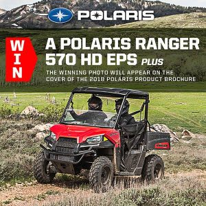 Polaris Australia – Win a 2018 Polaris Ranger 570 HD EPS valued at $16,495
