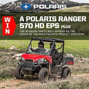 Polaris Australia – Win a 2018 Polaris Ranger 570 HD EPS valued at $16,495