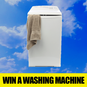 PuraChoice – Win a new Fisher and Paykel 5.5kg Top Load Washing Machine valued at $549