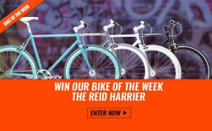 Reid Cycles – Win a Reid Harrier valued at $349