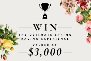 SABA – Win the Ultimate Spring Racing Experience for 2 valued at $3,000