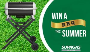 Supagas – Win a Neo Buddy Grill with stand valued at $319