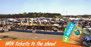 Sydney 4WD & Adventure Show – Win 1 of 10 family passes to the Show