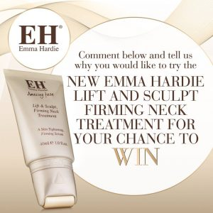 TVSN – Win a new Emma Hardie Lift and Sculpt Firming Neck Treatment & Emma Hardie Moringa Balm