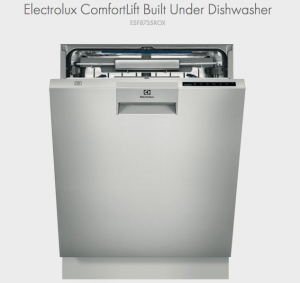 The Good Guys – Electrolux ComfortLift – Win a Built Under Dishwasher valued at $2,199 OR 1 of 2 The Good Guys Gift Cards valued at $200 each