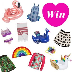 Tinitrader – Win a $500 Family Summer pack thanks to HeavenLee Creations