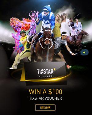 Tixstar – Win 1 of 5 $100 Tixstar Experience vouchers